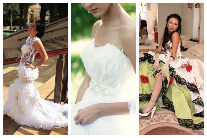 Exclusive Wedding Dresses by Andrey Kovalenko
