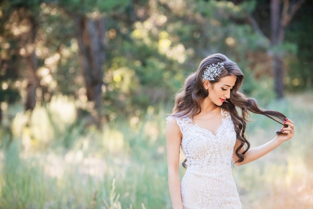 Wedding Dress Photo. Real BeverlyBride™