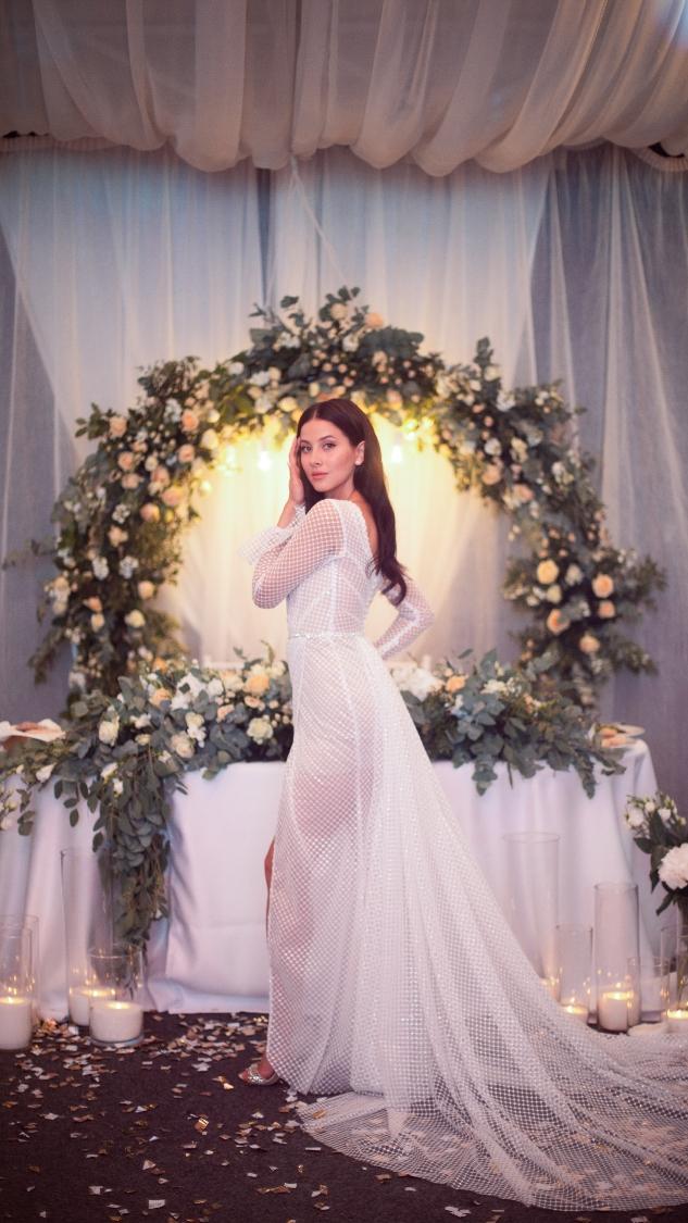 Фото Кожевниковой Насти, группа ВИАГРА, невеста BeverlyBride™
