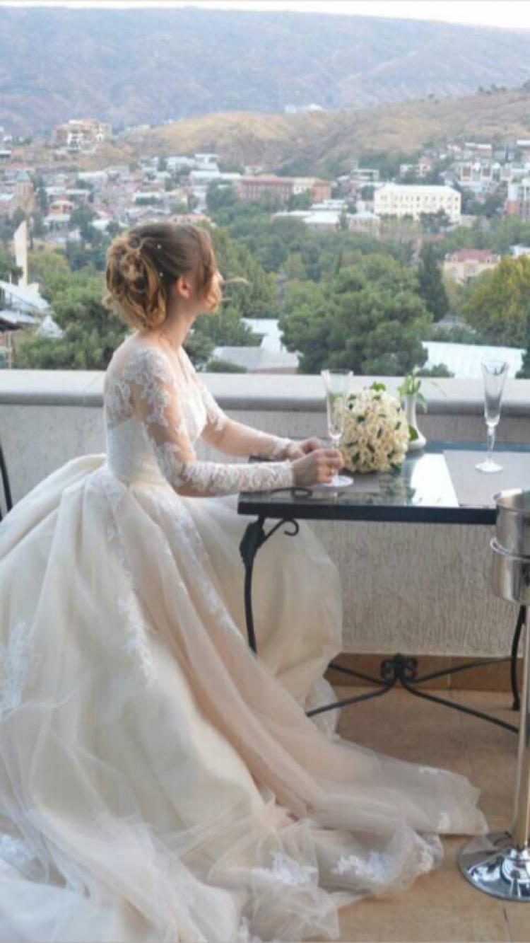 #Платье для венчания. Невеста BeverlyBride