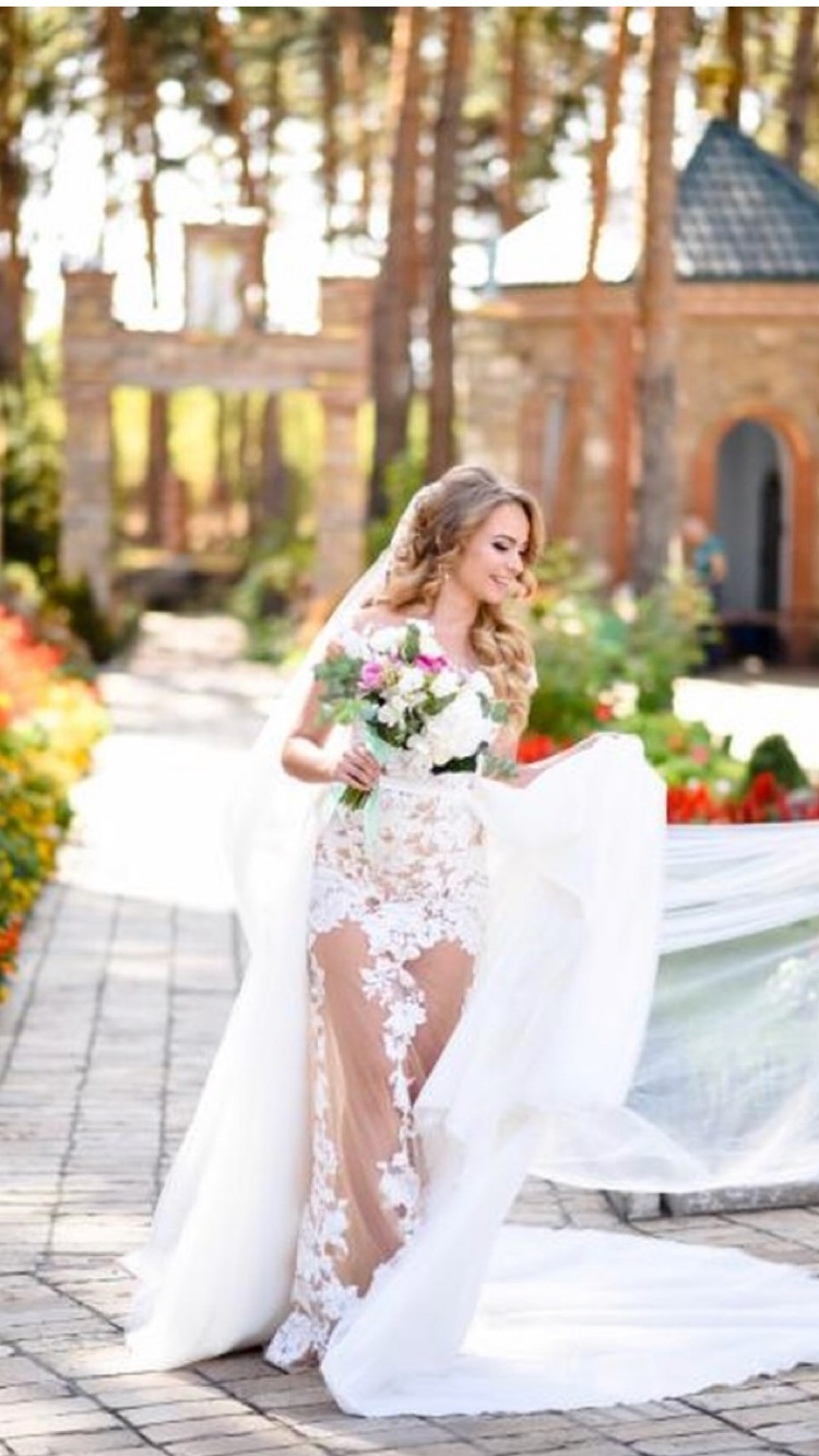 Real Beverly Bride. Milena Collection