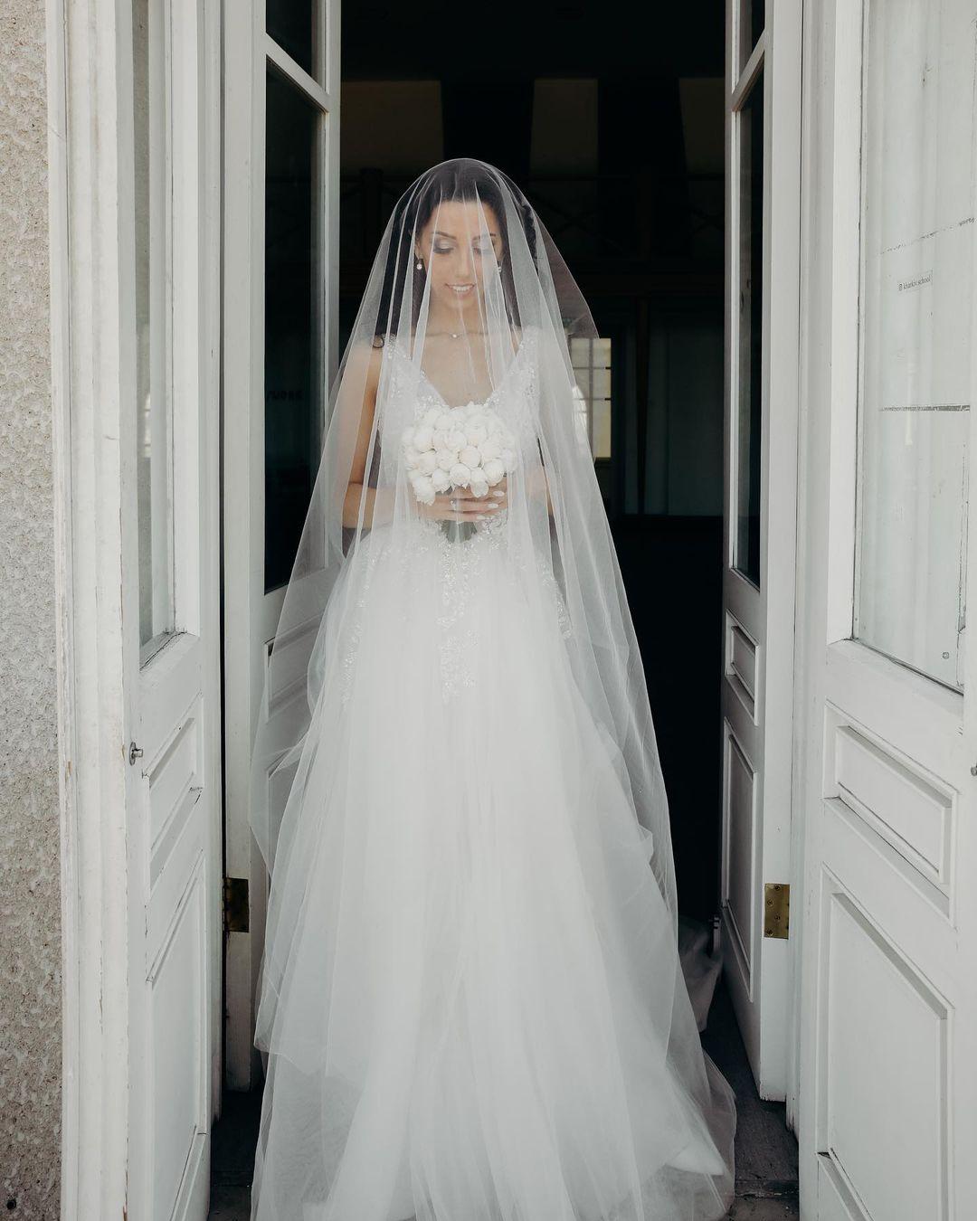 RealBeverlyBride#WeddingDress#Chelsy#MilenaCollection