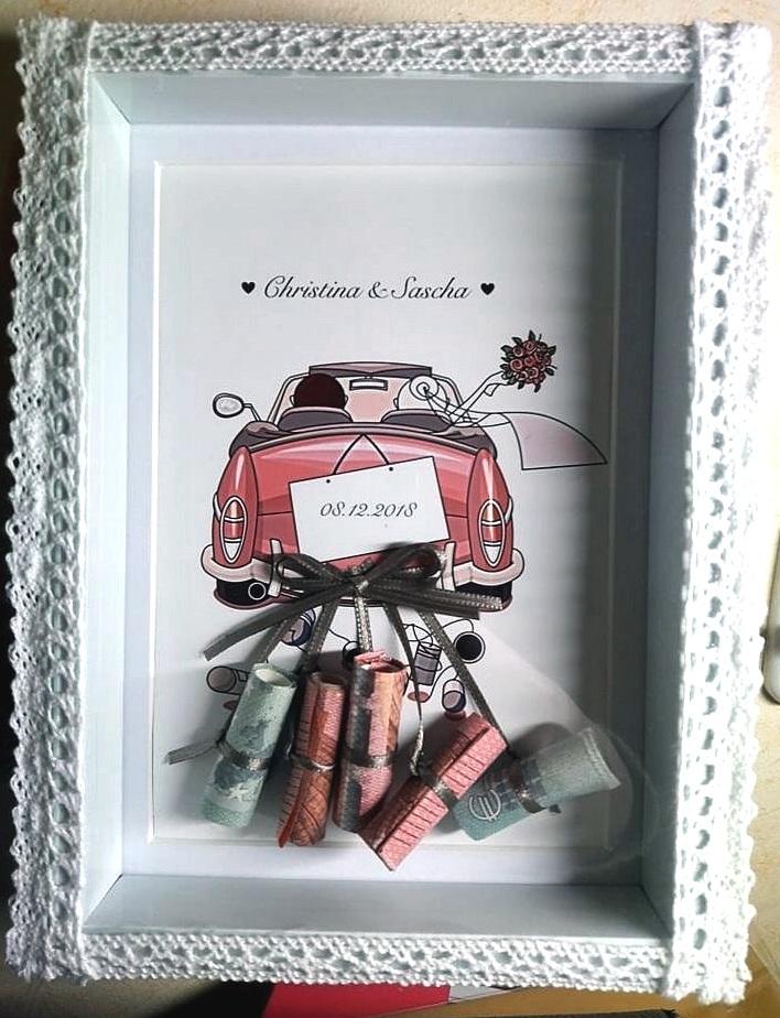 Подарки на свадьбу-2