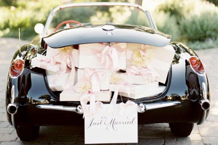 Подарки на свадьбу-1