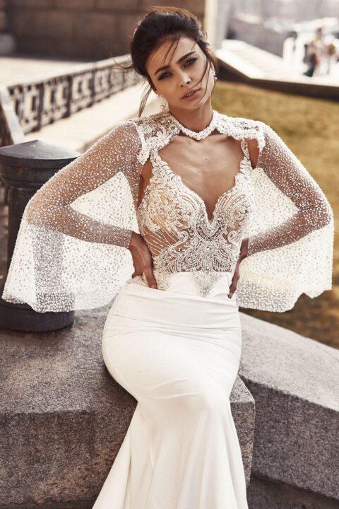Fashionable wedding fabrics